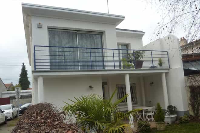 Extension balcon en terrasse veranda sur balcon terrasse for Maison avec balcon