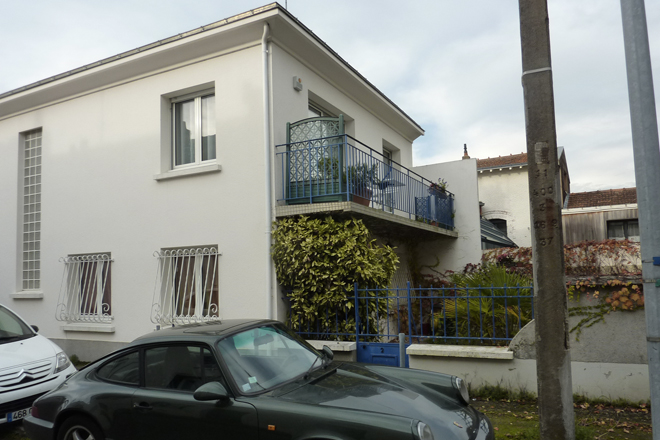 extension de balcon pour maison prolongation du rez de. Black Bedroom Furniture Sets. Home Design Ideas