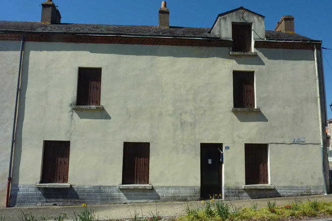 16 surelevation maison bourg le cellier