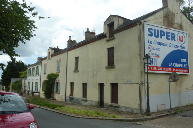 17 surelevation maison bourg le cellier