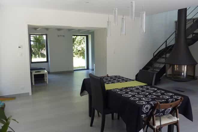 R novation de maison bouvron architecte dplg nantes - Photo de renovation de maison ...
